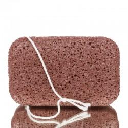 Éponge pour le corps et les peaux sèches